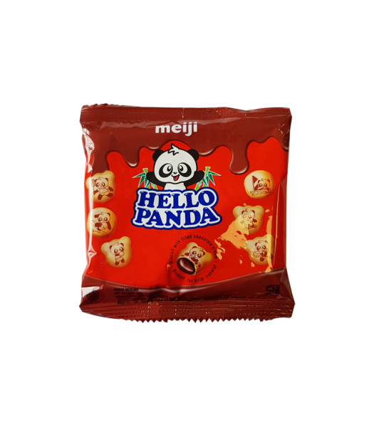 Meiji Hello Panda Chocolate (12g) Cookies and Cakes Meiji