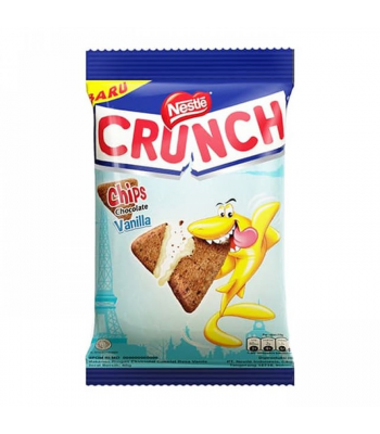 Nestle Crunch Chips Chocolate Vanilla (60g) Cookies and Cakes Nestle