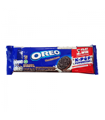 Oreo Chocolate Creme Cookies Snack Pack (29.4g) Cookies and Cakes Oreo