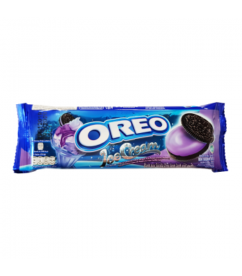 Oreo Blueberry Ice Cream Cookies Snack Pack (29.4g) Cookies and Cakes Oreo