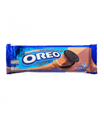 Oreo Peanut Butter and Chocolate Cookies Snack Pack (29.4g) Cookies and Cakes Oreo