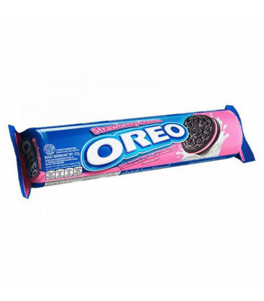 Oreo Strawberry Creme (137g) Cookies and Cakes Oreo