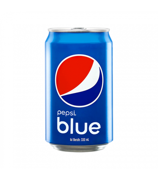Pepsi Blue Can (330ml) Soda and Drinks Pepsi