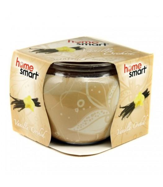 Homesmart Globe Candle Vanilla Orchard 3oz