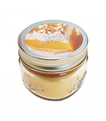 Old Williamsburgh Lemon Meringue Scented Candle - 3oz (85g) Non Food