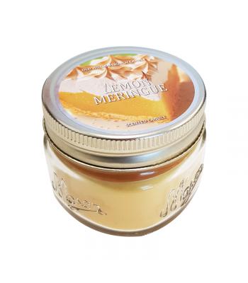 Old Williamsburgh Lemon Meringue Scented Candle - 3oz (85g) Non Food