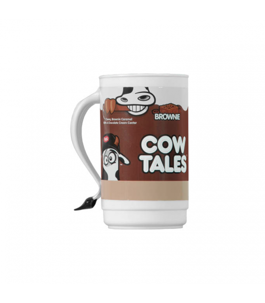 Cow Tales Caramel Brownie Branded Tumbler Non Food Goetze's