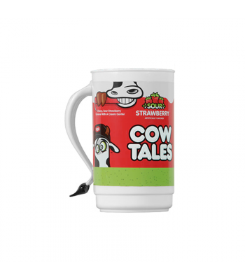Cow Tales Sour Strawberry Branded Tumbler Non Food Goetze's