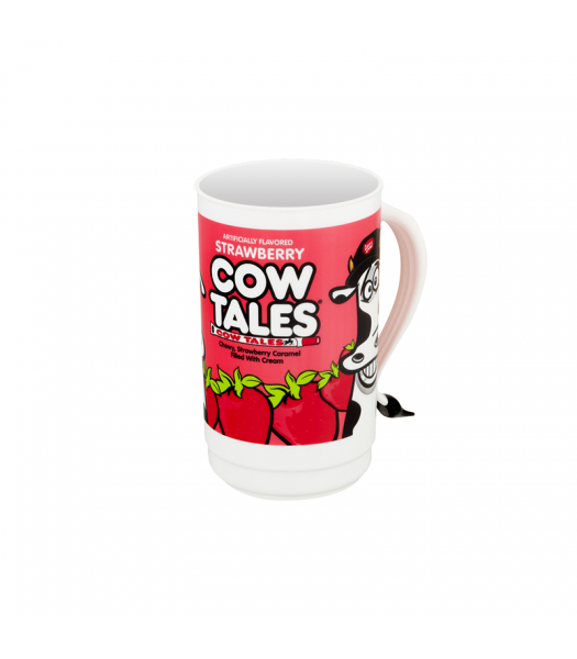 Cow Tales Strawberry Branded Tumbler Non Food Goetze's