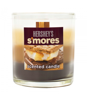 Hershey's Triple Pour S'mores Scented Candle 8.25oz (233.9g) Non Food