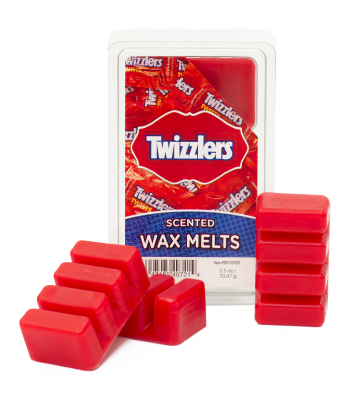 Twizzlers Scented Wax Melts 2.5oz (70.87g) Non Food