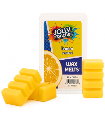 Jolly Rancher Lemon Scented Wax Melts 2.5oz (70.87g) Non Food