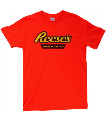 Reese's T-Shirt - Official Reese's Merchandise (MEN'S) SIZE - LARGE Non Food Reese's