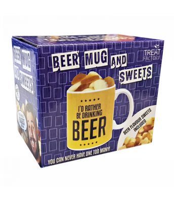 Beer Mug & Sweets - (100g) Sweets and Candy